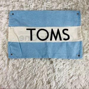 TOMS Dust Bag Suitable for Gifting 10 x 14""